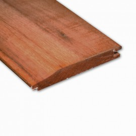 Planche de Bardage Bois rouge