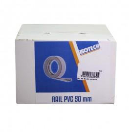Rail PVC 5cm/20m CLOISON 50
