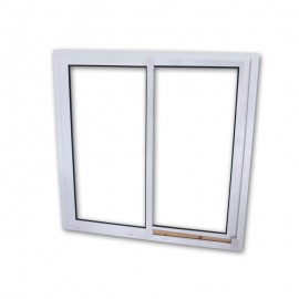 Fenêtre coulissante ALU Simple Vitrage