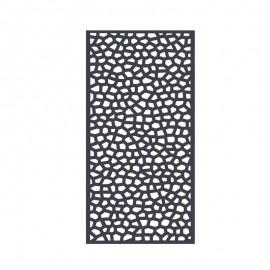 Panneau Mosaic Gris Anthracite